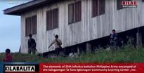 Military men 'harass' lumad schools in Compostela Valley, Sultan Kudarat