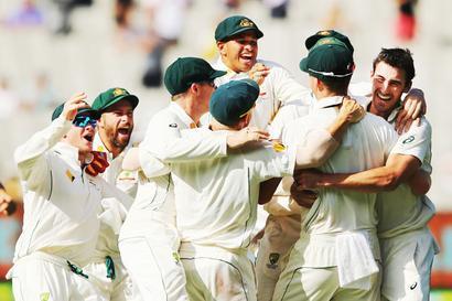 Boxing Day Test: Starc stars as Australia thrash Pakistan to win series