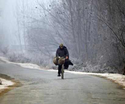 India experiencing warmest winter ever