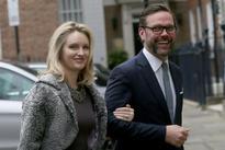 James Murdoch praises British TV, seeking Sky deal approval