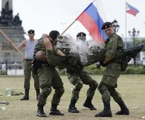 Russia Woos Philippines with Arms Deals & Kung Fu