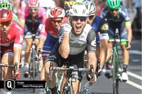 Mark Cavendish blasts to 3rd victory for Team Dimension Data