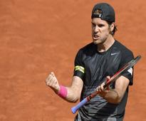 Haas beats Dodig to reach Munich final