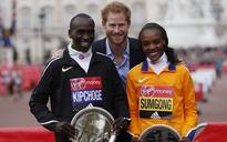 London belongs to Kipchoge and Sumgong