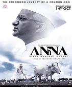 ANNA film is a biopic on the life of social activist Anna Hazare Launched Trailer