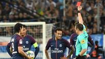 Ligue 1 wrap: Neymar sent off as Paris Saint-Germain salvage draw at Marseille
