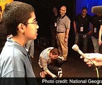 12-year-old Indian-origin boy wins National Geographic Bee contest