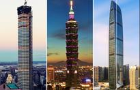 Tallest skyscrapers in the world