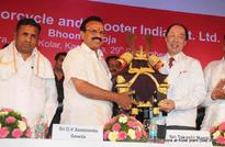 Honda Kolar plant two wheeler production, 4th plant search on