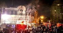 Suspects in Saudi embassy attack appear in Iranian court