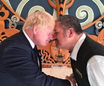 Maori greeting could be mistaken for 'headbutt': Boris Johnson jokes on New Zealand trip