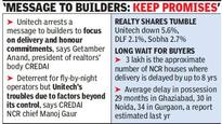 Unitech case jolts builders, gives hope to home buyers