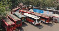 Private bus stir hits normal life in Kerala