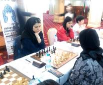 Iranian chess player ranks 3rd in Asian Blitz Champs