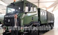 Ashok Leyland mobility solutions for Indian Army demonstrated