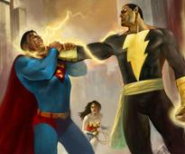 The Rock joins DC Universe