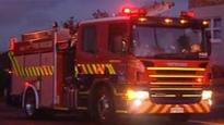 Waiheke home 'burnt to the ground' in early morning blaze