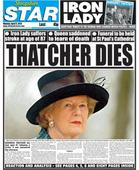 MNA titles respond rapidly to Thatcher news