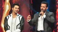Salman Khan's gift to Varun Dhawan just before Judwaa 2 shoot started!