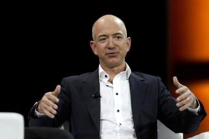 It's official, Amazon CEO Jeff Bezos is the world's 3rd richest man
