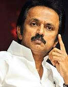 MK's is Last Word on CM Choice: Stalin