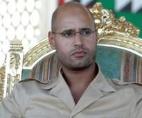 Libya court sentences Kadhafi son Seif al-Islam to death