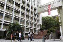 Independence banners hung at Hong Kong universities in defiance of China - media