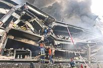 Factory inferno kills 24