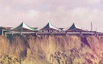 Storm Eleanor creates dramatic new sand cliffs on landmark beaches