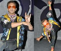 Imam Siddique goes weird again, shows crazy moves at WIFW 2013