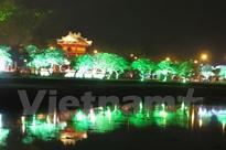 Hue Royal Palace to welcome tourists at night