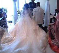 #Tsquared2016: Priceless moments from the wedding  (WATCH)