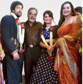 Yash and Radhika get engaged at a starry event