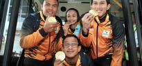 Paralympians medal winning efforts spur fellow athletes