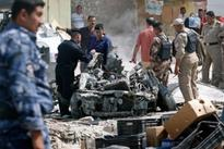 At least 10 Iraqi policemen in series of attacks
