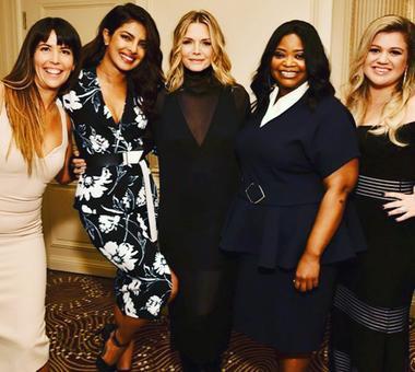 Variety honours Priyanka Chopra, Michelle Pfeiffer