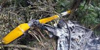 3 Investigators clear crashed Robinson helicopter of 'mast bump' fault