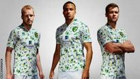'Inspired by bus seats' - New kit row