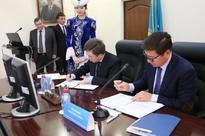 Kazatomprom JSC, Satpayev Kazakh NRTU signed coop agrt