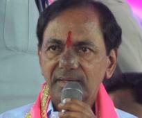Telangana Congress suffers setback as members crossover ...