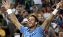 Del Potro to face Murray in Rio final