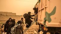 Islamic State 'met to choose leader's successor' as caliphate shrinks