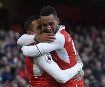 Arsenal vs Bournemouth highlights: Watch all the goals as Alexis Sanchez and Theo Walcott star in Gunners victory