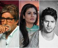 26/11: Big B, Varun, Raveena and other B-Town stars pay respects to the martyrs