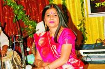 Malini Awasthi attends the installation ceremony of Ananya Club in Varanasi