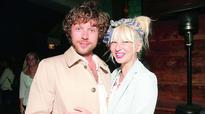 Sia splits with Erik Lang