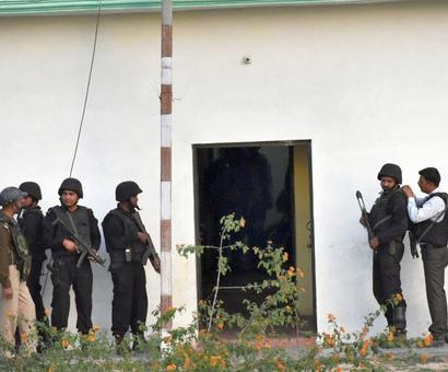 2 terror suspects linked to MP train blast holed up in Lucknow