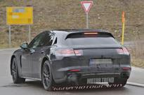 Spied! Is this a Porsche Panamera Sport Turismo mule?