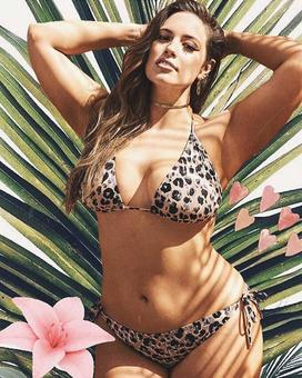 The only plus-size model to feature on world's highest-paid list
