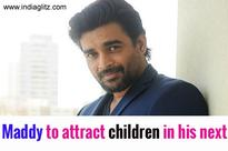 Maddy to attract children in his next